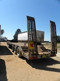 AFM 45FT Drop Deck Trailer
