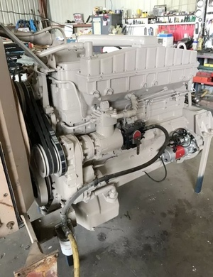 Under Auction - Cummins 855 big cam / 400hp completely reconditioned For Sale - 2% + GST Buyers Premium On All Lots