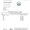 500 Tonne Of Biodynamic/Organic USDA NOPCertified Pea & Oat Hay 8x4x3 Approx 600 KG Bales