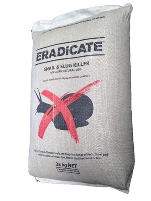 ERADICATE - Snail & Slug Killer (500kg lots)