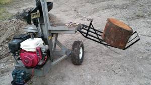 Superaxe  Log  Splitter