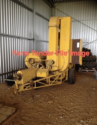 Wanted Clover Harvester