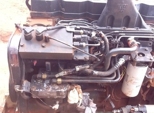 Under Auction - (A141) - Cummins ISC Diesel Engine - 2% + GST Buyers Premium On All Lots