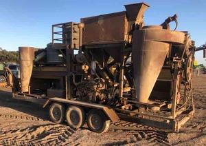 Hannaford Jumbo MK xxi Centrifugal Grain Cleaner