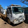 Isuzu Traytop Truck