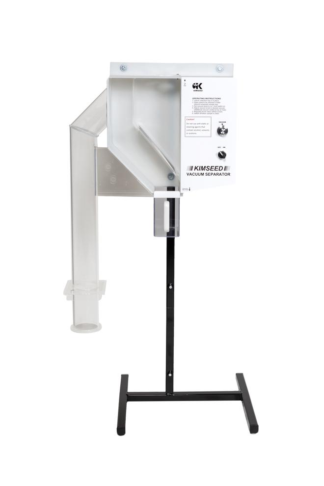Multiseed Vacuum Separator