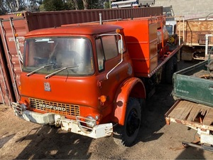 Bedford M1120 4x4 Fire Truck with water tank & water pump  (Ex Fire Truck)