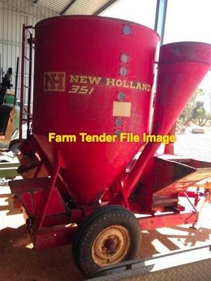 WANTED Feed Mixer Wagon