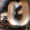 John Deere 9420 Exhaust Cooling System