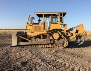 2008 Caterpillar D7R Series 2