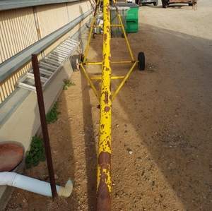 4 inch x 20ft Yellow Pencil Auger For Sale