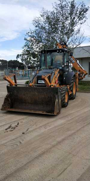 2015 Case 590ST Backhoe