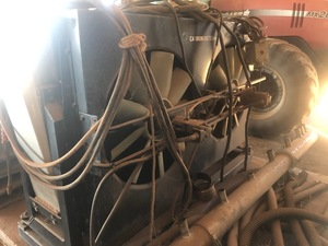 John Deere 9420 Cooling System with Radiator