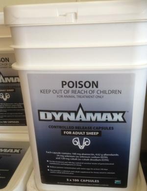 DYNAMAX Capsules 500 (Bucket)