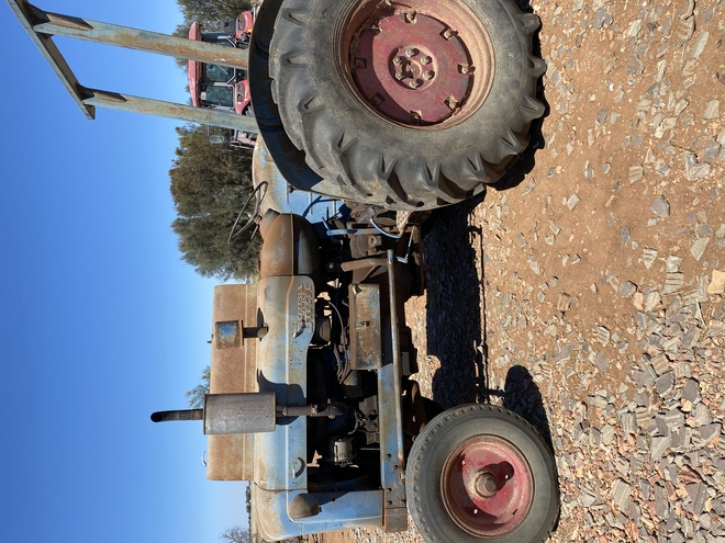 Fordson Major Tractor For Sale