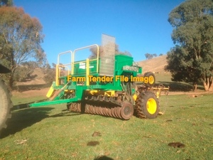 WANTED Rock Hopper Disc Seeder