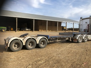 2004 Maxitrans 24' Drop Deck A Trailer