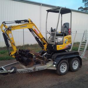 1.7T Mini Excavator for Hire or Sale