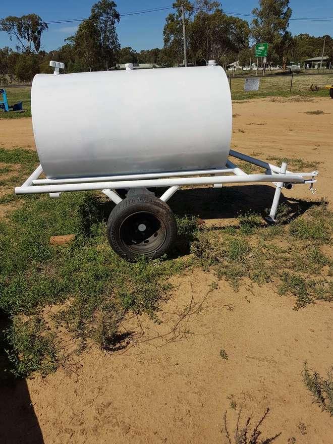Mobile Fuel Cart 1000L