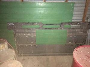 HoneyBee Grain Belt plus Adaptor for AGCO Harvester