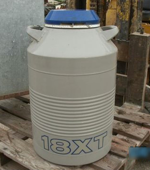Taylor-Wharton 18XT Semen Tank