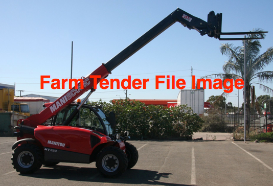 WANTED Telehandler 2.5mt +