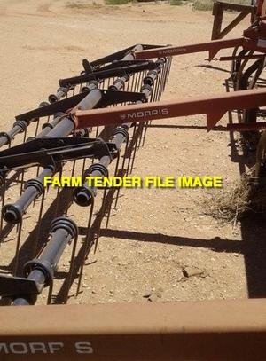WANTED Morris Finger Tyne Harrow Arm x 1
