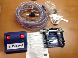 Under Auction - (A140)- DeLavel Chemical Dispenser - 2% + GST Buyers Premium On All Lots
