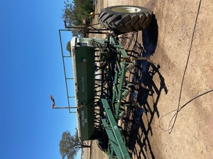 John Shearer 24 run combine with Phillips Prickle chain
