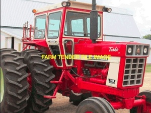 International Either a 1468 or1568 Tractor or similar Wanted