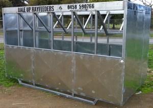 Bale Up Hayfeeder