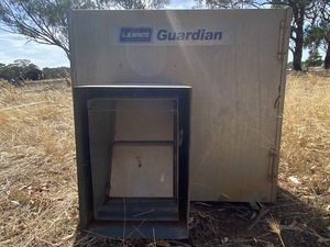 LB White Guardian Commercial Forced Air Gas Heaters