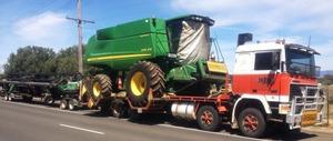 Transporter Header/Heavy Equipment -REDUCED!!!