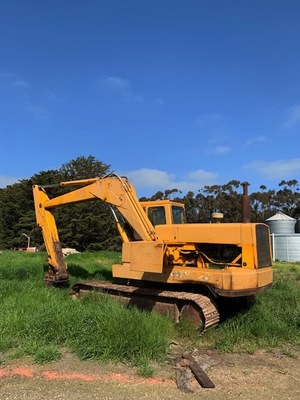 Under Auction - John Deere 690 Excavator - To Be Auctioned on 01/10/19 - 2% + GST Buyers Premium On All Lots