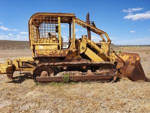 Cat 977 L traxcavator