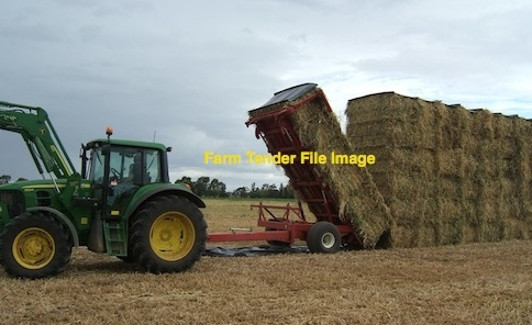 Big Square Bale Stacker Wanted - 5 or 6 High