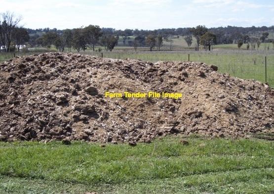 WANTED Bulk Compost / Manure & Fertiliser