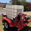 NEW 1000lt WATER CART TRAILERS  - Delivery Australia wide