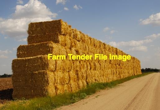 Barley Straw 500kg+ 8x4x3 Bales (New Season 20/21)