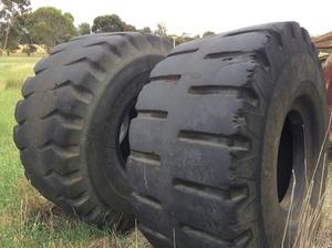 Bridgestone 29.5-25 Tyres