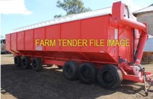 WANTED 85mt Dunstan Chaser Bin