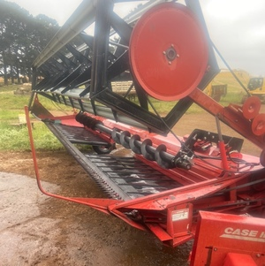 Case Windrower