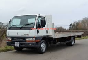 Wanted Mercedes 911 Mitsubishi Canter Trucks