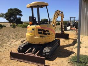 New Holland EH35B Excavator