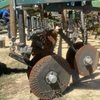 Knuckey Double Disc Coulter Set Up x 28