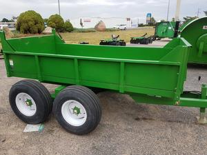 8-Ton Dump Trailer (NEW) Built in the USA