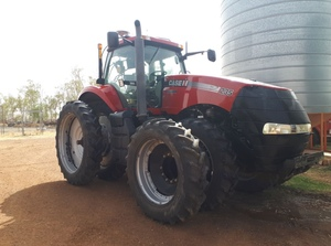 Under Auction - (A142) - 2013 Case IH Magnum 235 Tractor - 2% + GST Buyers Premium On All Lots