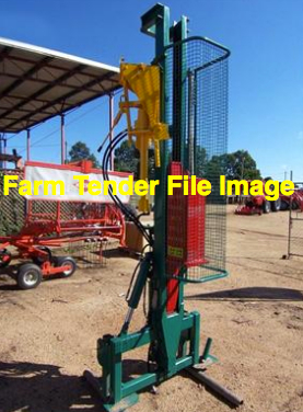 Wanted 2nd Hand Hydraulic Post Driver