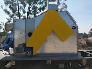 Zanin Grain Cleaner module