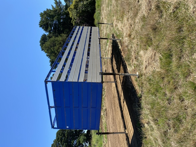 2 x 1 Stock Crate 28' Long